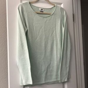 Old Navy Lime Green Sweater